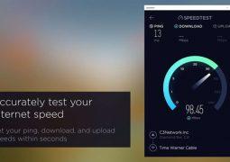 Windows 10 Hız Testi Yapma Uygulaması – Speedtest by Ookla İndir