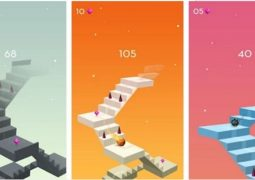 iPhone ve iPad İçin Bağımlılık Yapan Beceri Oyunu – Stairway İndir Download