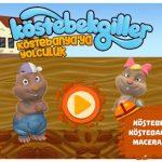 iPhone ve iPad İçin TRT Köstebekgiller Oyunu İndir Download – Eğitici Çocuk Oyunu