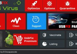USB Vürüs Temizleme ve Koruma Programı – UsbFix Free İndir