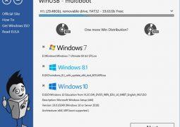 DVD/ISO Önyüklenebilir USB Yapma Programı – WinUSB İndir