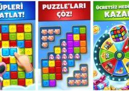 iPhone ve iPad İçin Eşleştirme Oyunu – Toy Blast İndir