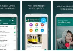 Android İçin WhatsApp Messenger İndir – Mesajlaşma, Sesli ve Görüntülü Arama