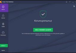 Türkçe Ücretsiz Antivirüs Programı – Avast Free Antivirus İndir