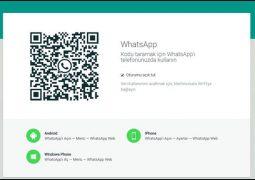 WhatsApp Web İndir – WhatsApp Web Nasıl Kullanılır? Tarayıcıdan WhatsApp Kullanımı