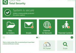 Güvenlik ve Antivirüs Programı – Quick Heal Total Security İndir