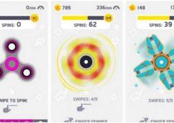 iPhone ve iPad İçin Stres Çarkı Oyunu – Fidget Spinner İndir